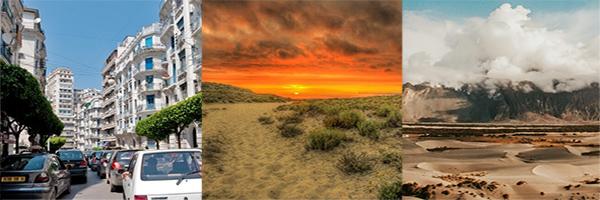 Algeria travel pictures.